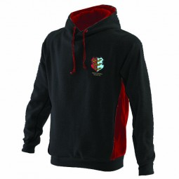 Red/Black Pull Over Hoodie