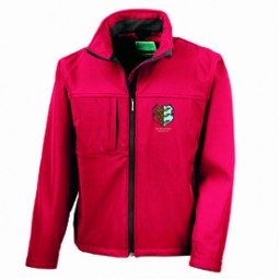 Mens Classic Softshell Jacket