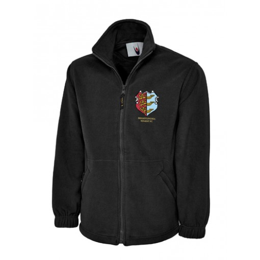 Zip Up Fleece